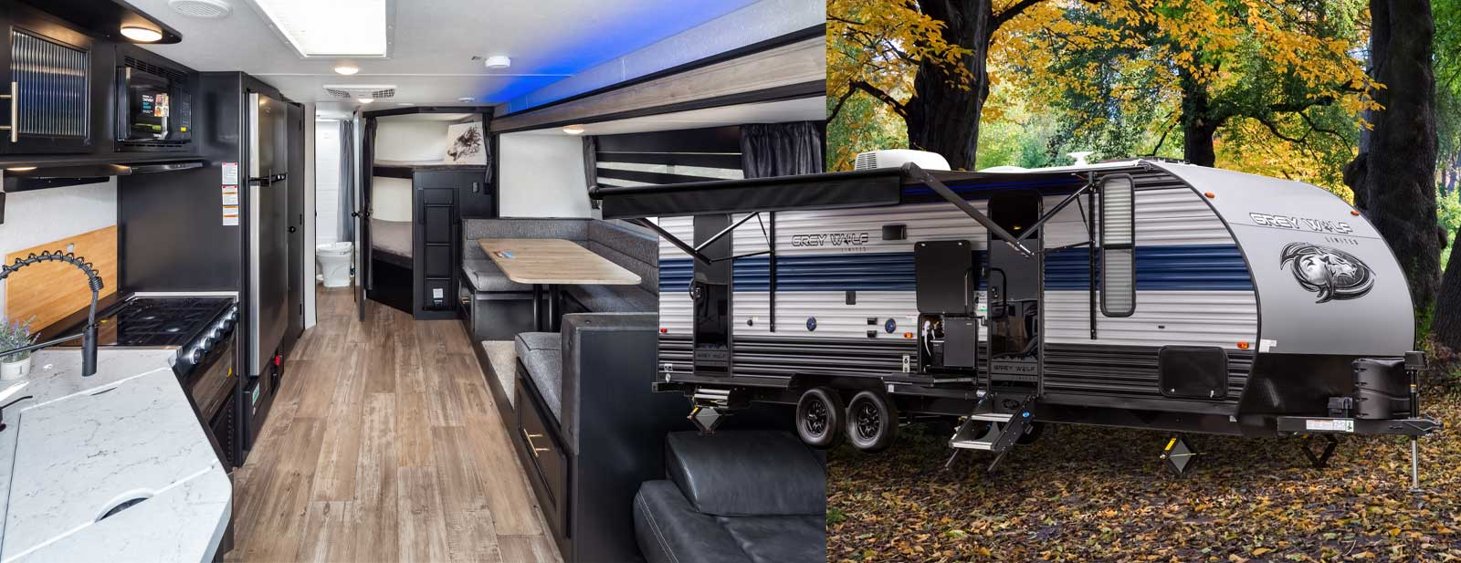 Grey Wolf | Forest River RV - Manufacturer of Travel