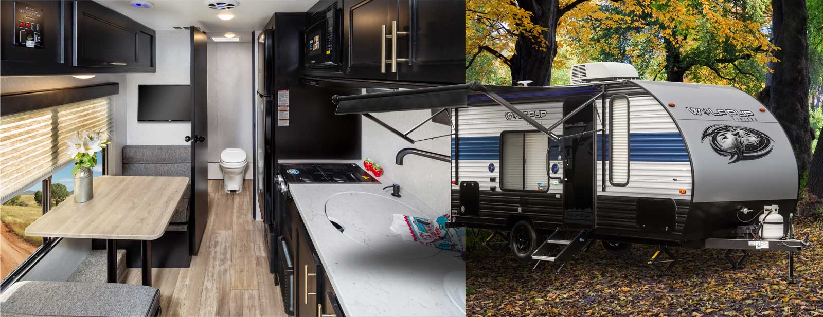 Swell Wolf Pup Forest River Rv Manufacturer Of Travel Trailers Download Free Architecture Designs Scobabritishbridgeorg