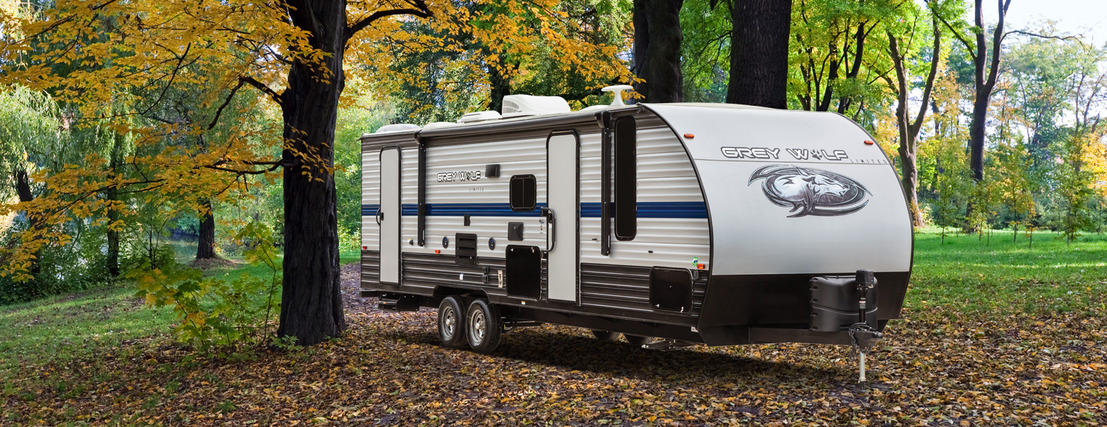 Wolfe Camper Sales >> Grey Wolf West Forest River Rv Manufacturer Of Travel Trailers